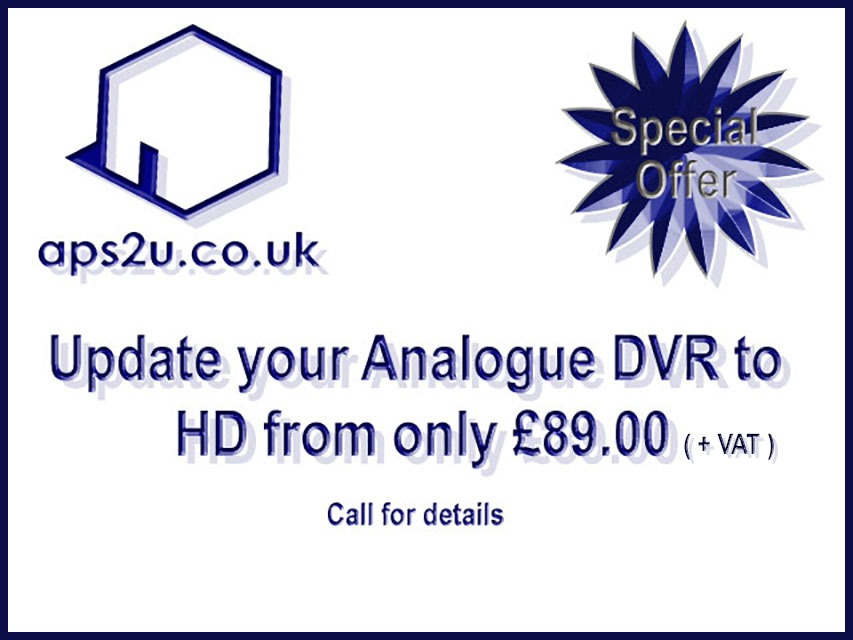APS DVR Update offer